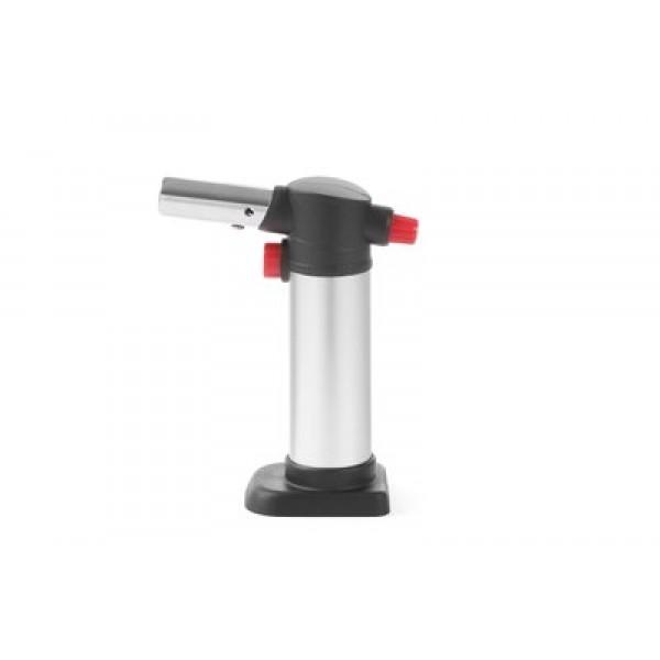 Plinski gorilnik za flambiranje z avtomatskim prižiganjem manjši
