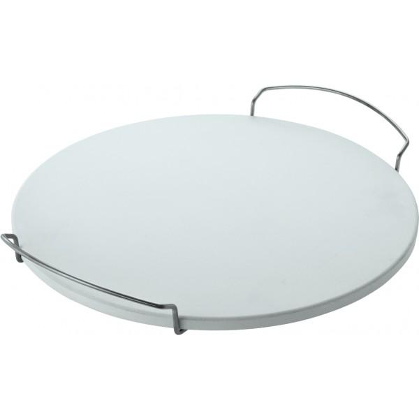 Roesle keramična plošča z ročaji za peko pizz premera 41 cm