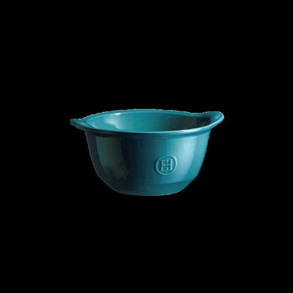 Emile Henry keramična posoda za gratiniranje 0,55 l - Mediteransko modra