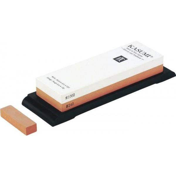 Kasumi komplet za brušenje z dvojnim kamnitim medijem 240/1000 80001