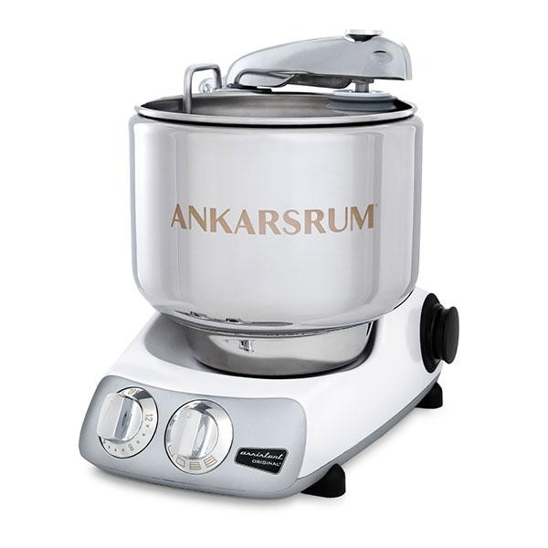 Kuhinjski večnamenski aparat AKM 6230GW Assistent Original 1500W Sijajno Bel