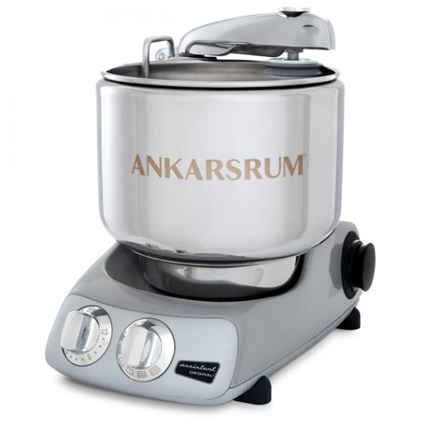 Kuhinjski večnamenski aparat AKM 6230JS Assistent Original 1500W Jubilejno Srebrna
