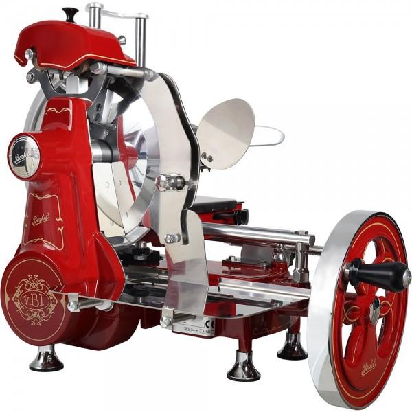 Berkel ročni rezalnik Flywheel VOLANO B2 NEW rdeči