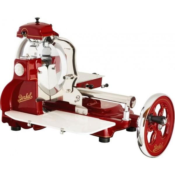 Berkel ročni rezalnik Flywheel VOLANO B3 rdeči