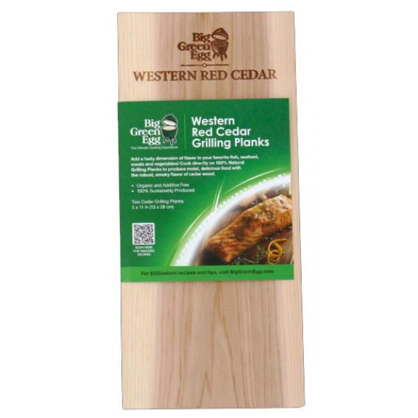 Lesene deščice za peko Rdeča Cedra 2 pak