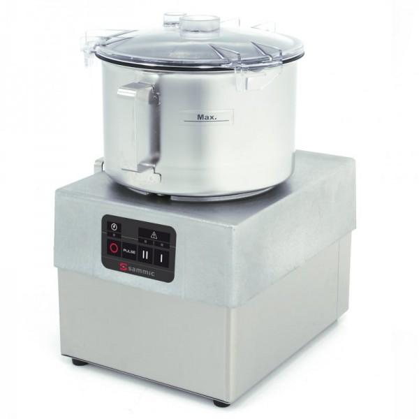 Sammic rezalnik/mešalnik za obdelavo hrane, posoda 5,5 l, 2 hitrosti K-52