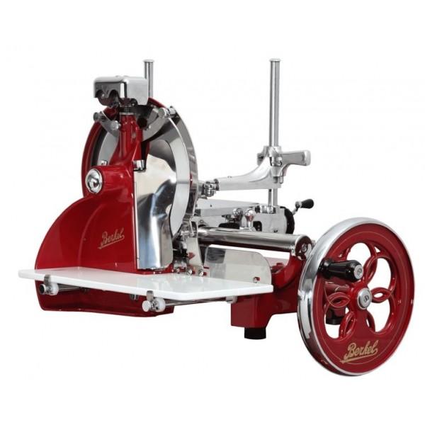 Berkel ročni rezalnik Flywheel P15 rdeči
