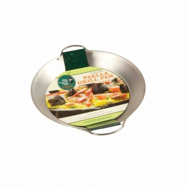 Big Green Egg Ponev za pripravo paelle