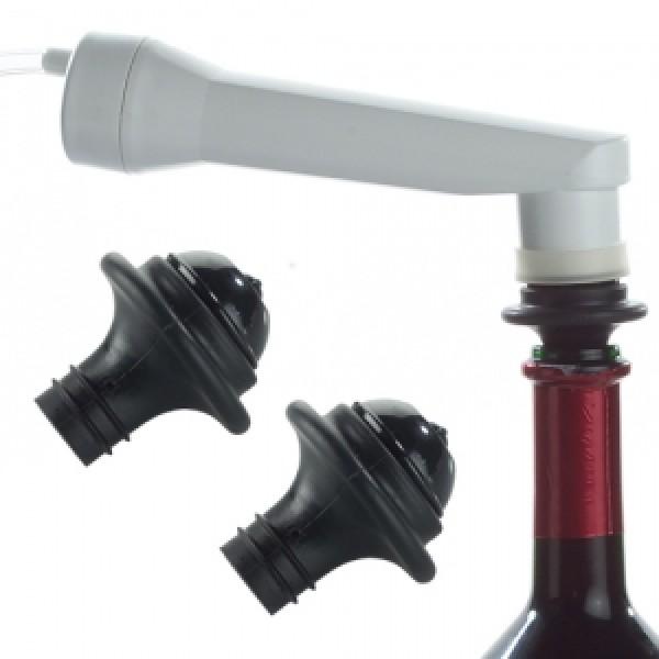 Pokrov za vakumiranje steklenic