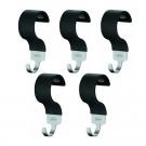 Roesle komplet obešalnih kljuk za žar No.1 F50 / F60 / G60 5 kos v kompletu