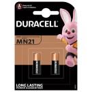 Duracell Alkalna baterija 12V MN-21; 2 Pak