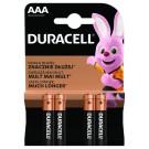 Duracell baterijski vložek Duralock C&B  LR03 AAA 4 pak blister