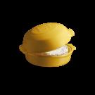 Emile Henry keramični pekač za sir 0,55 l Provansalsko rumen