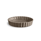 Emile Henry globoka keramična posoda za peko pit premera 24 cm Silex