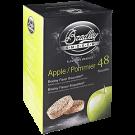 Lesni piškotki za dimljenje Apple (Jabolko) 48 pak