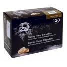 Lesni piškotki za dimljenje Hickory (beli oreh) 120 pak