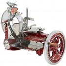 Berkel profesinalni ročni rezalnik Flywheel L16 rdeči