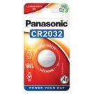 Gumbna baterija CR 2032 litijeva Panasonic CR2032 225 mAh 3 V, 1 kos