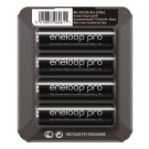Panasonic Eneloop PRO polnilne baterije AA 2500 mAh v drsnem pakiranju