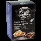 Lesni piškotki za dimljenje Special blend (Posebna mešanica) 48 pak