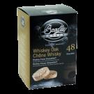 Lesni piškotki za dimljenje Whiskey Oak (Whiskey Hrast) 48 pak