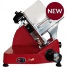Berkel električni Profesionalni gravitacijski rezalnik 250mm XS25 Rdeči