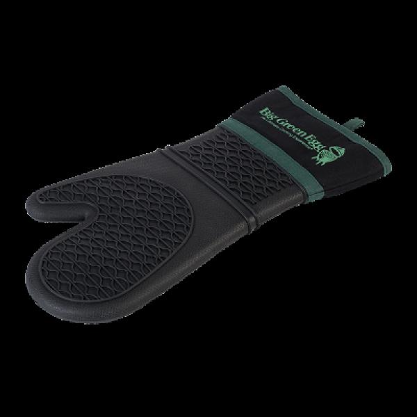 BGE silikonska visokotemperaturna rokavica za žar in kuho