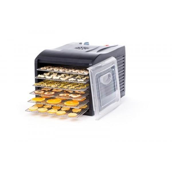 Sušilnik - Dehidrator za hrano s šestimi policami in uravnavanjem temperature