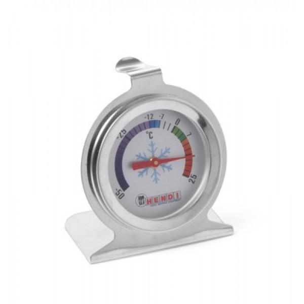 Termometer za hladilnik in zamrzovalnik INOX