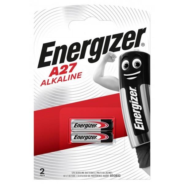 Energizer mikro Alkalna baterija 12V MN-27, A27 2 pak