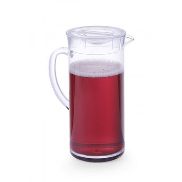 Vrč 2l za pijače s pokrovom
