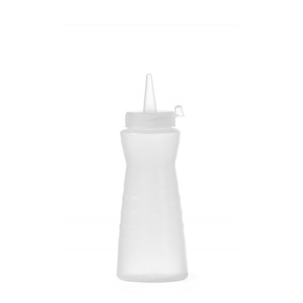 Plastenka za doziranje in dekoracijo z lahkim stiskanjem 0,2 l Transparent 1/1