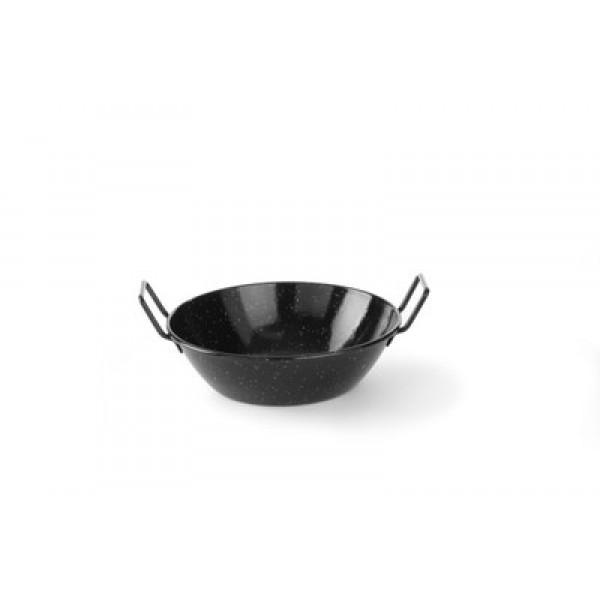 Emajlirana posoda za pripravo Paelle premera 240 in višine 70 mm