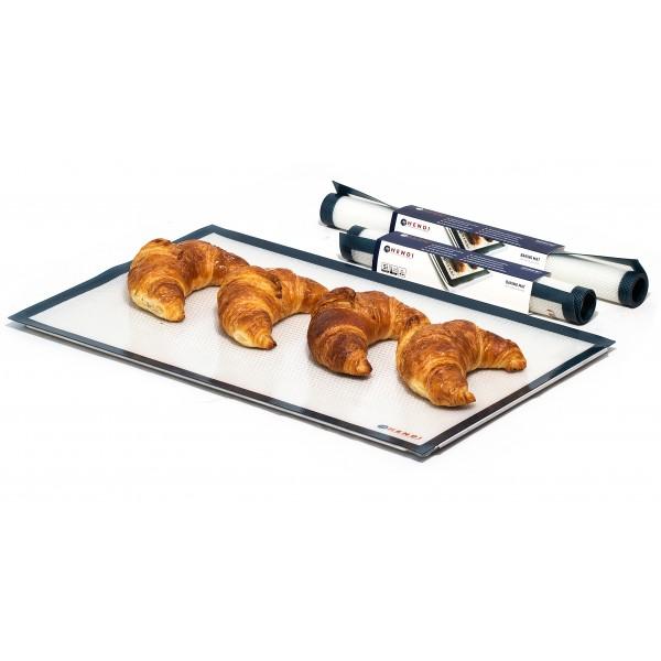Silikonska ojačana podloga za peko 530*325 mm