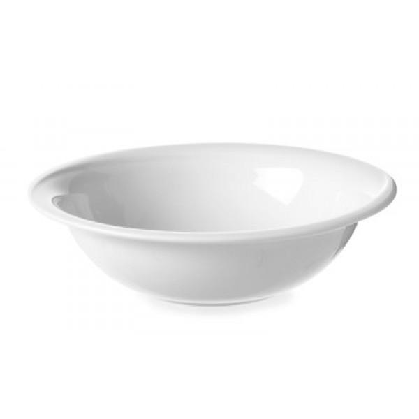 Solatna skodela premera 15 cm iz belega porcelana Exclusiv