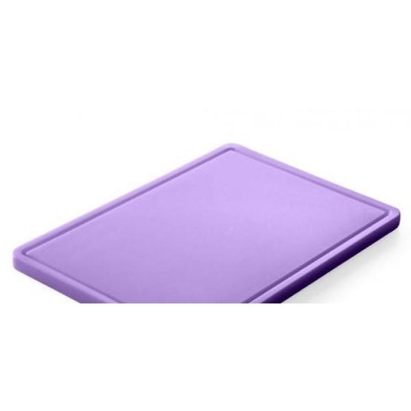 Gastronomska deska za rezanje alergene hrane 265x325x(V)12 - Viola