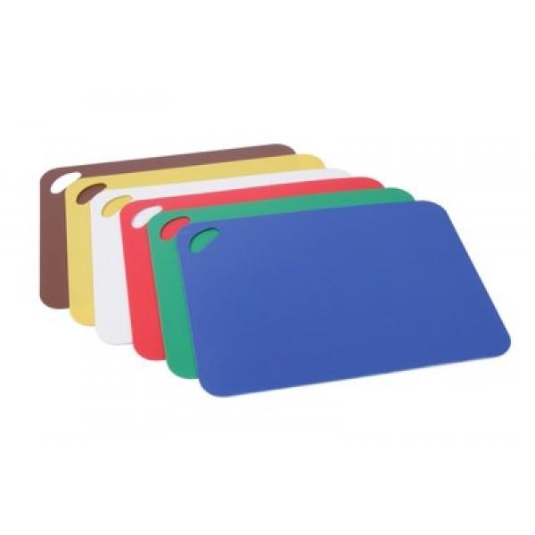 HACCP upogljive in nedrsljive rezalne podloge 422 x 305 mm 6 kos (barv) v kompletu