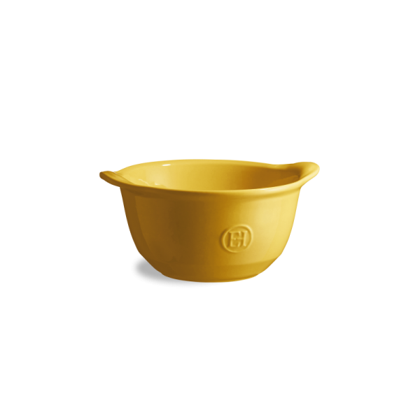 Emile Henry keramična posoda za gratiniranje 0,55 l - Provansalsko rumena
