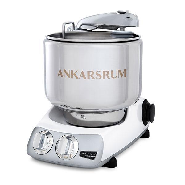 Kuhinjski večnamenski aparat AKM 6230MW Assistent Original 1500W Sijajno Bel