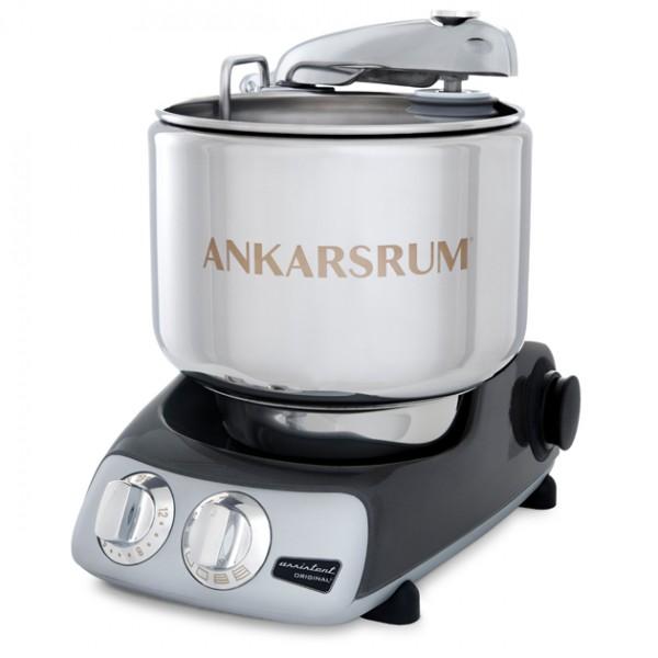 Kuhinjski večnamenski aparat AKM 6230BC Assistent Original 1500W Krom Črna