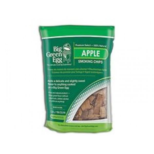 Lesni sekanci za dimljenje - jabolko