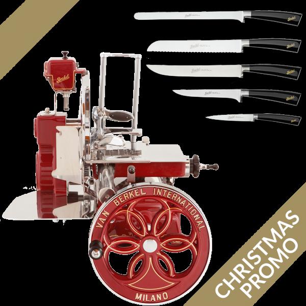 Berkel Volano B114 + Elegance premium Set 5 nožev