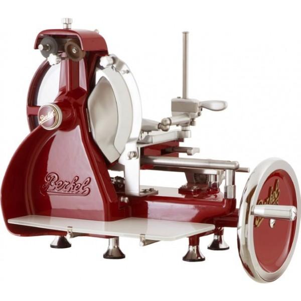 Berkel ročni rezalnik Flywheel VOLANO B2 rdeči