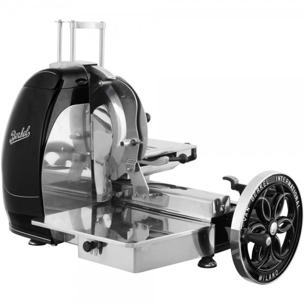 Berkel profesinalni ročni rezalnik Flywheel rezilo 370mm B116 Črni