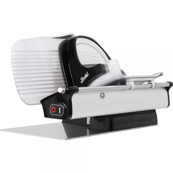 Berkel električni rezalnik - salamoreznica Home line 250 Črni