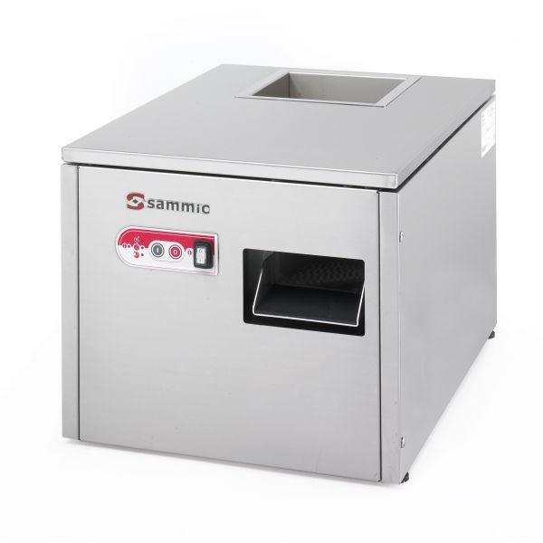 Sammic namizni stroj za sušenje, sterilizacijo in poliranje jedilnega pribora do 3000 kos/h