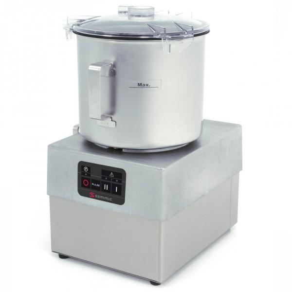 Sammic rezalnik/mešalnik za obdelavo hrane, posoda 8 l, 2 hitrosti K-82