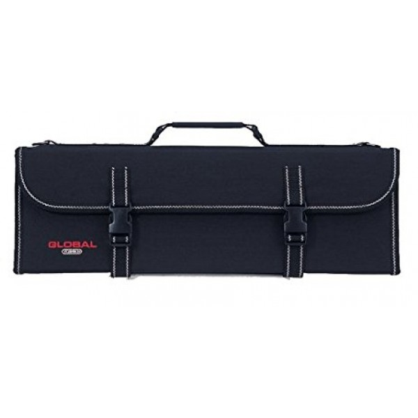 Global DeLux torba za shranjevanje in prenašanje 16 nožev G-667/16
