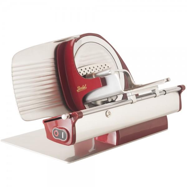 Berkel električni rezalnik Home line 250 rdeči