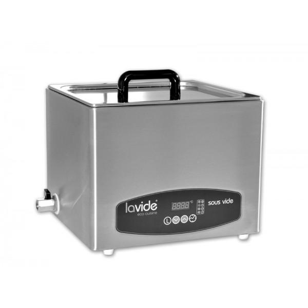 Sous-Vide profesionalni kuhalnik - vodna kopel 14 l Inox s pokrovom